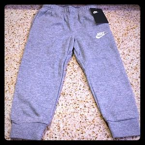 Nike Toddler Jogger 4T Grey